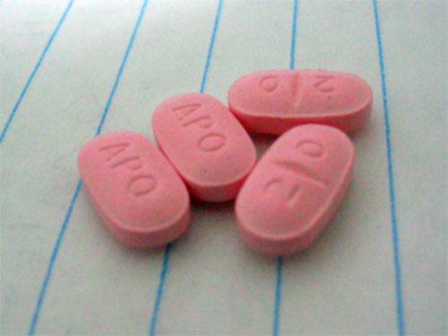 Apotex Paroxetine 20mg