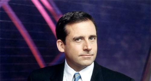 Steve Carrell - The Daily Show publicity still